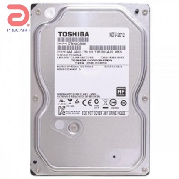 Ổ cứng HDD Toshiba  5Tb 7200rpm