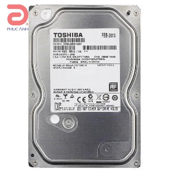 Ổ cứng HDD Toshiba Surveillance 2Tb 5700rpm