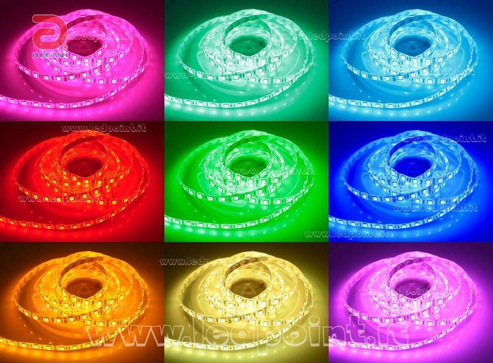 Dây đèn LED Barrow RGB