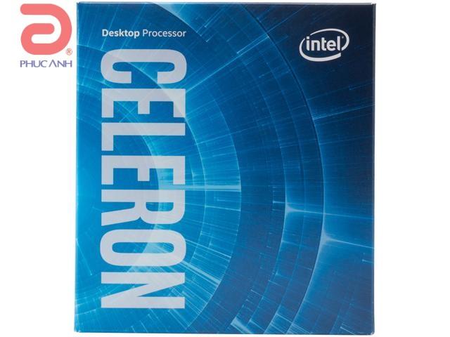 CPU Intel Celeron G3930 (2.9Ghz/ 2Mb cache) Kabylake