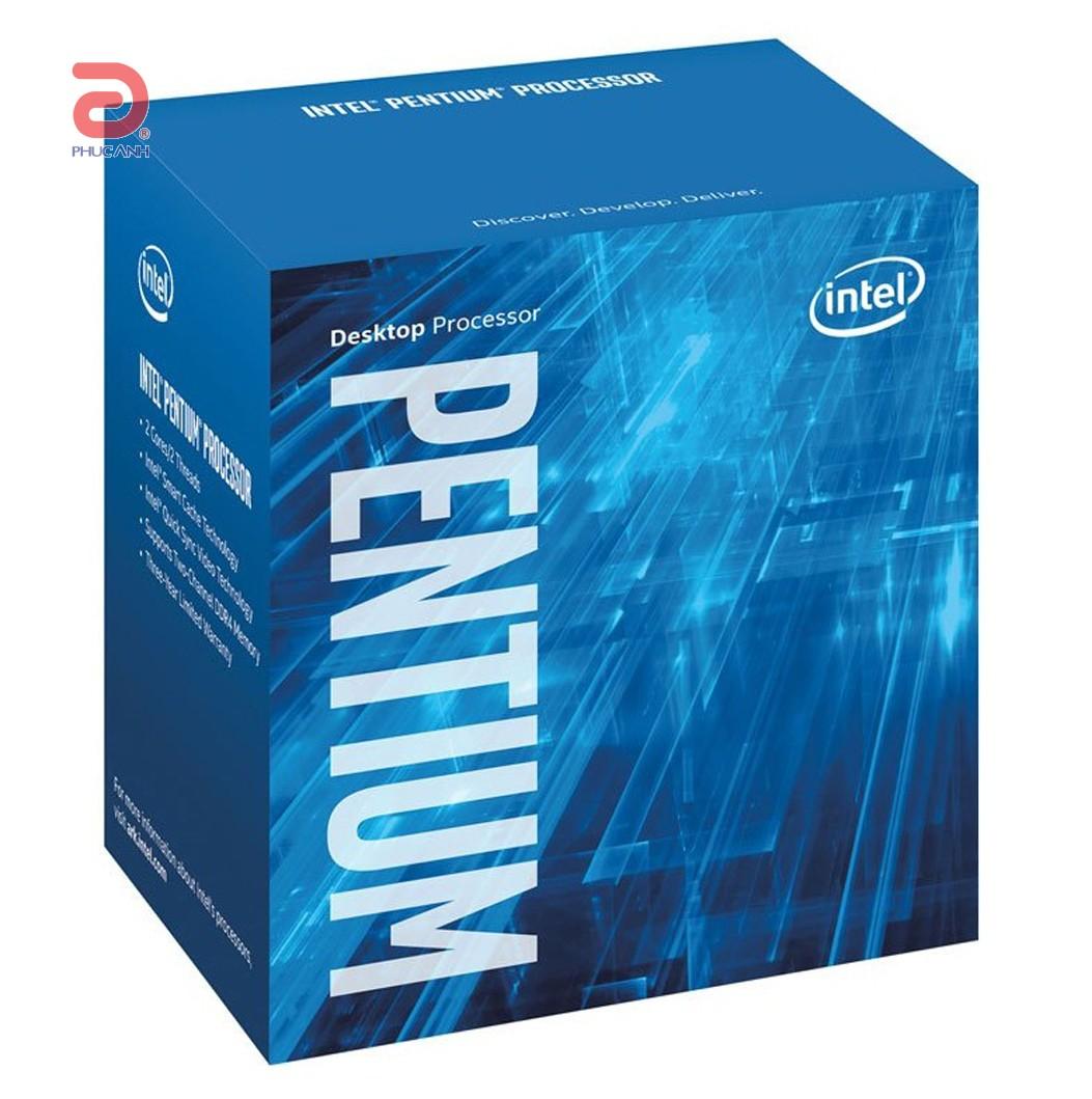 CPU Intel Pentium G4620 (3.7Ghz/ 3Mb cache) Kabylake