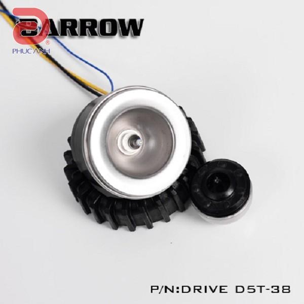 Bơm Pump D5 control speed