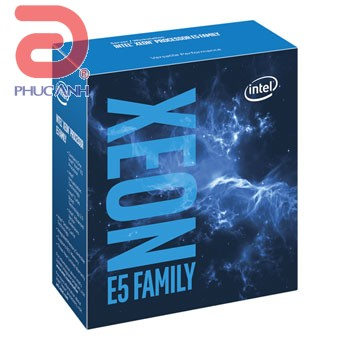 CPU Intel Xeon E5 2630V4 (Up to 3.10Ghz/ 25Mb cache)