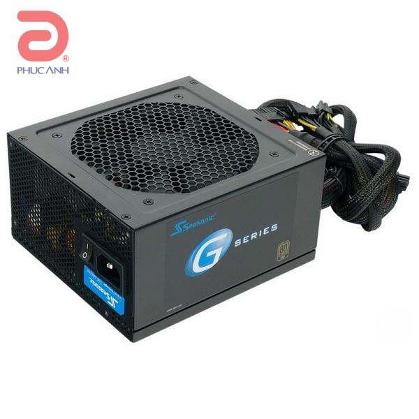 Nguồn Seasonic G650RM 650W -80 Plus Gold