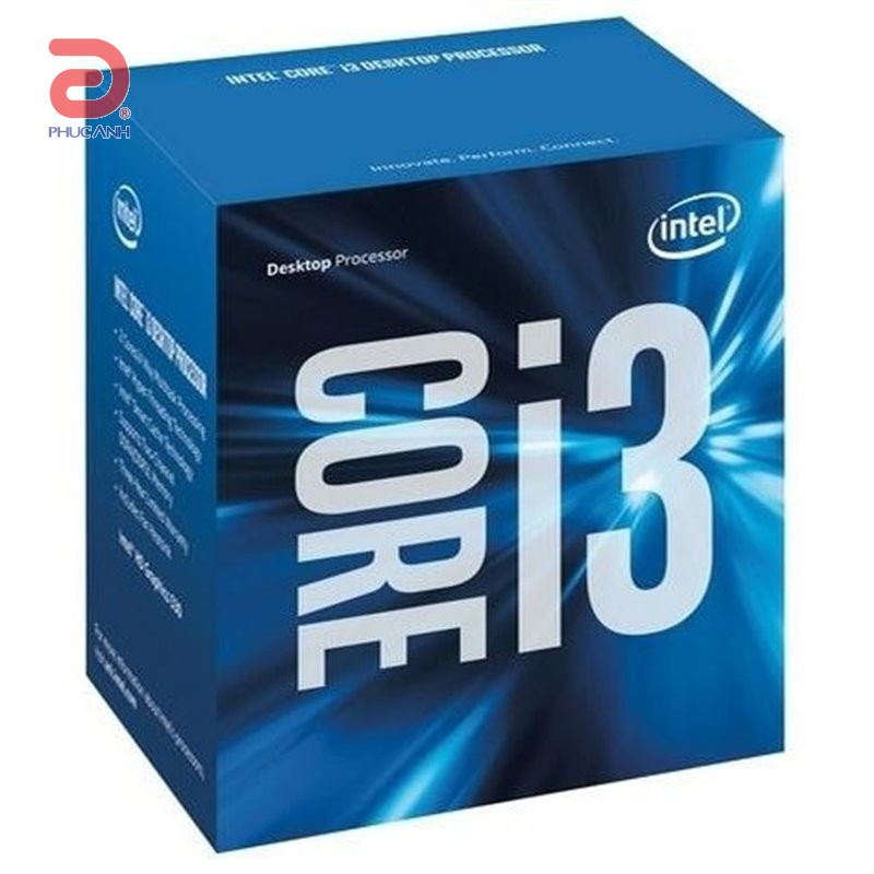 CPU Intel Core i3 7100 (3.9Ghz/ 3Mb cache) Kabylake