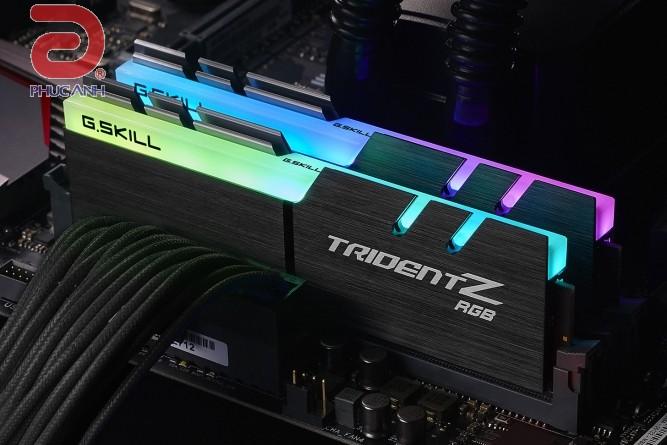 RAM GSKill Trident Z LEB RGB 16Gb (2x8Gb) DDR4-3600(F4-3600C16D-16GTZR)