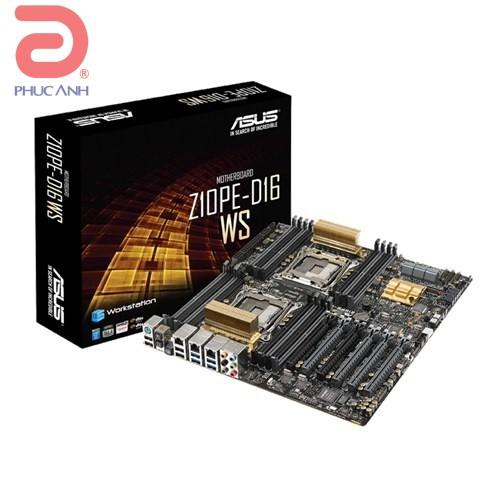 Main Asus Z10PE-D16 WS (Chipset Intel® C612/ Socket LGA2011-v3/ Không VGA)