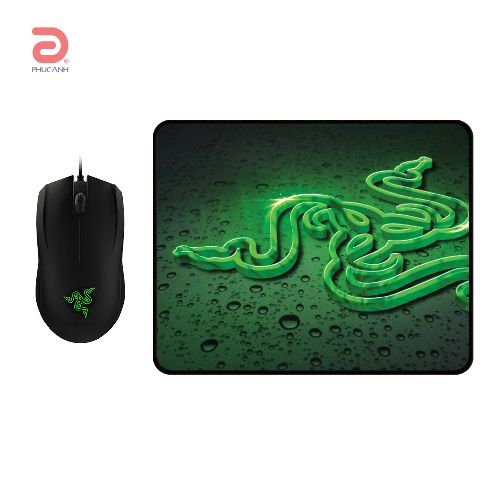 Chuột Razer Abyssus 2000 and Goliathus Control Fissure (USB, Có dây)