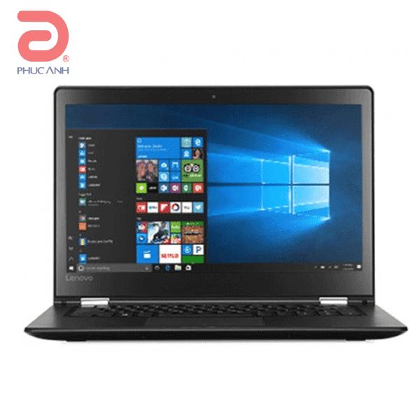 Laptop Lenovo Yoga 510 14IKB-80VB006VVN (Black)- Màn hình cảm ứng, Full HD. Xoay gập 360 độ