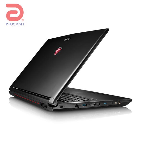 Laptop MSI GL62 7QF 1810XVN (Black)