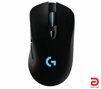 Chuột Logitech G403 Prodigy Wireless Gaming (USB-Wireless, Không dây)