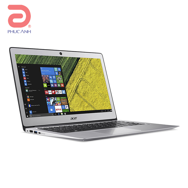 Laptop Acer SF314-51-79JE NX.GKBSV.001 (Silver)- Thiết kế đẹp, mỏng nhẹ hơn, cao cấp.