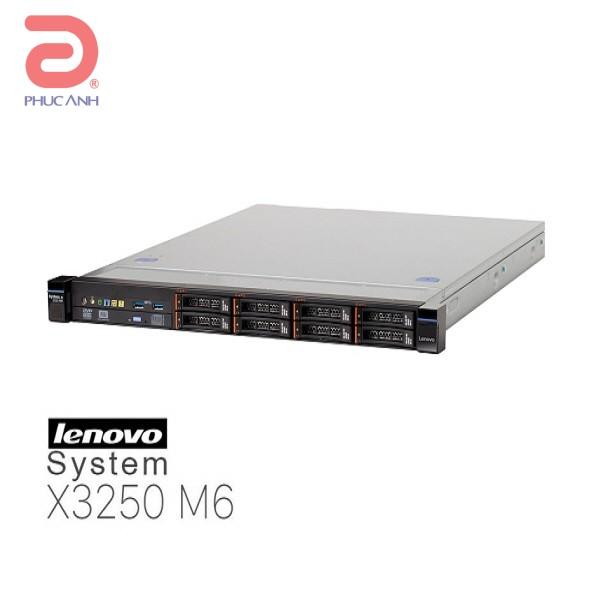 Máy chủ Lenovo X3250 M6 - 3633-F4A Rack 1U
