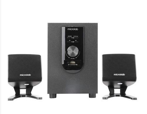 Loa Microlab 2.1 M108U (Tích hợp đầu đọc USB,thẻ nhớ)
