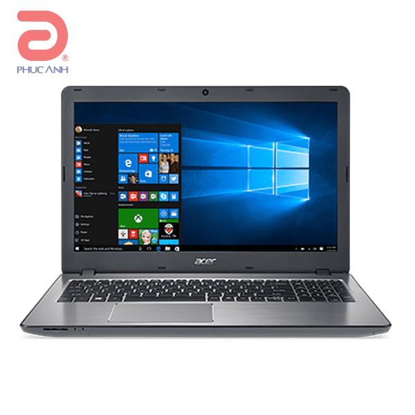 Laptop Acer Aspire F5-573G-74X0NX.GD8SV.008 (Silver)- Thiết kế đẹp,vỏ nhôm, màn hình full HD, pin 12h, Bàn phím backlit