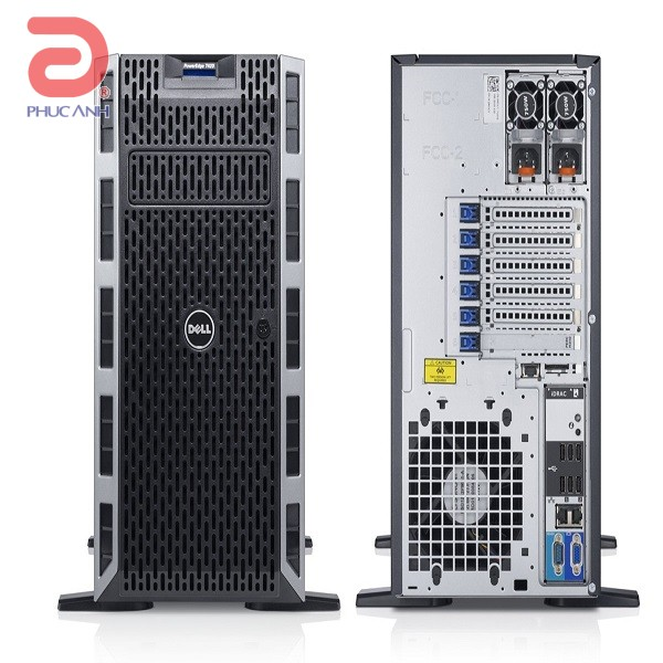 Máy chủ Dell PowerEdge T420  E5-2407 Tower 5U