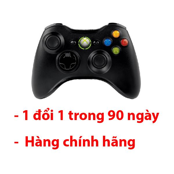 Tay cầm chơi game Microsoft Xbox 360 Wireless Controller