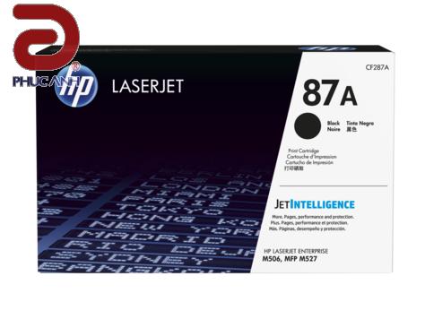 Mực hộp máy in laser HP CF287A dùng cho may HP M506DN/M506X / M527DN/M527x/M527c