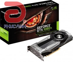 VGA Gigabyte GTX1080Ti Founders Edition 11G (NVIDIA Geforce/ 8Gb/ DDR5X/ 352Bit)