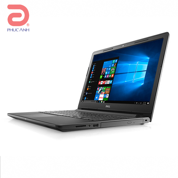 Laptop Dell Vostro 3568-XF6C611 (Black)
