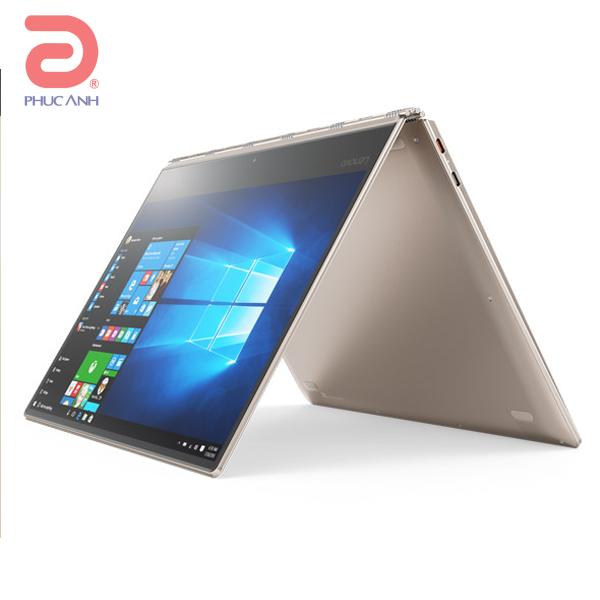 Laptop Lenovo Yoga 910-13IKB-80VF00C2VN (Golden)-  Màn hình 4K,Touch screen