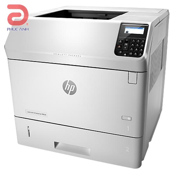 Máy in laser đen trắng HP M604N - E6B67A
