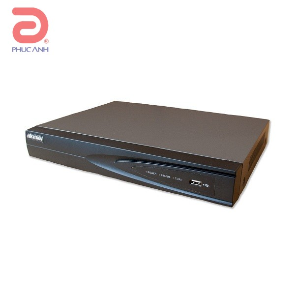 Đầu ghi camera 4 kênh Hikvison HDTVI DS-7604NI-K1