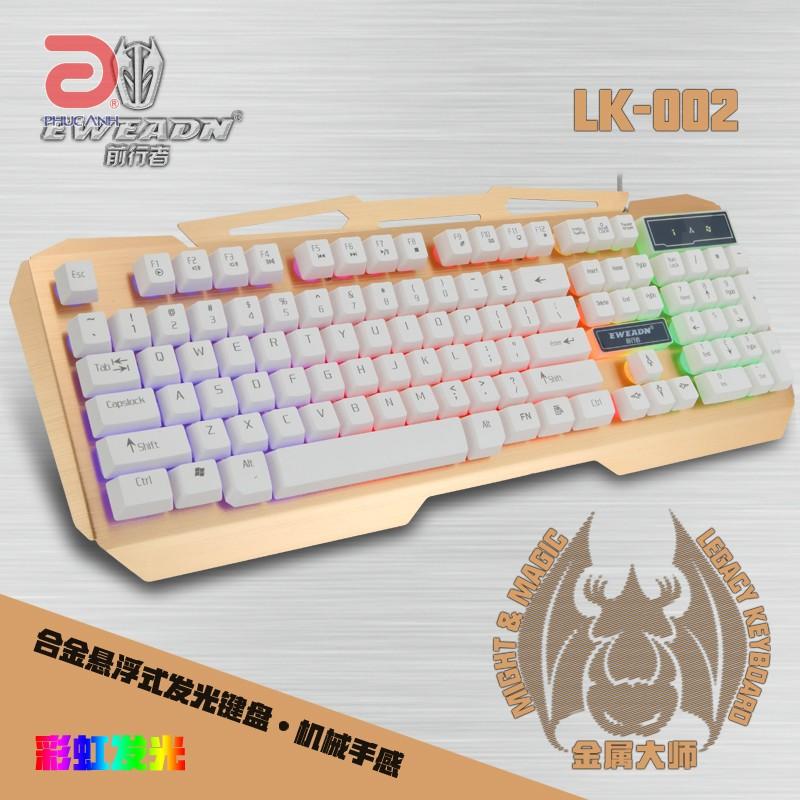 Bàn phím bán cơ Eweadn LK-002 (USB, Có dây)
