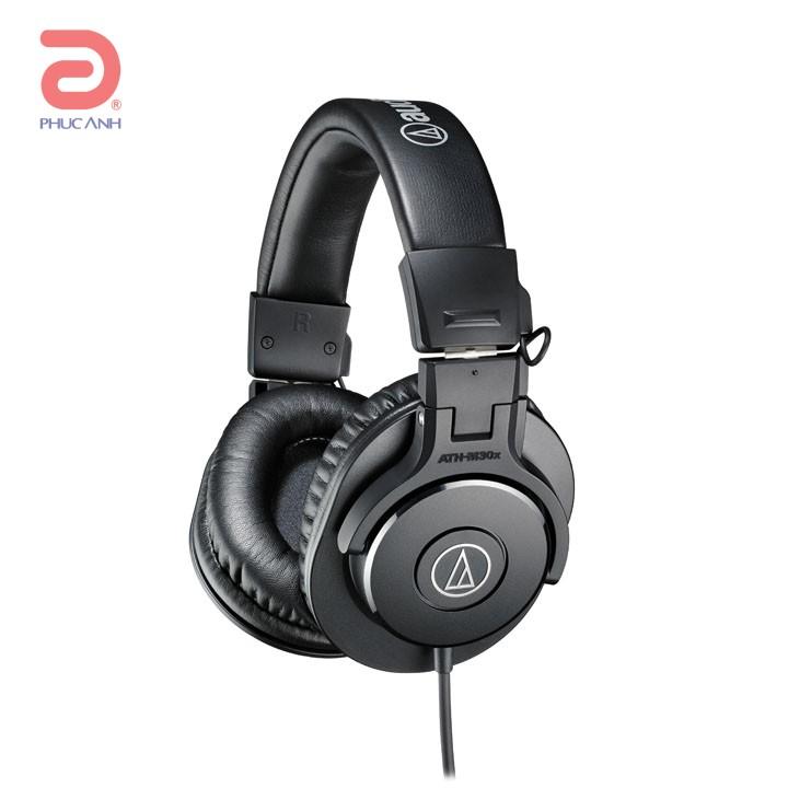 Tai nghe Audio Technica ATH-M30X (Đen)