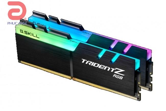 RAM GSKill Trident Z LEB RGB 16Gb (2x8Gb) DDR4-3000- (F4-3000C16D-16GTZR)
