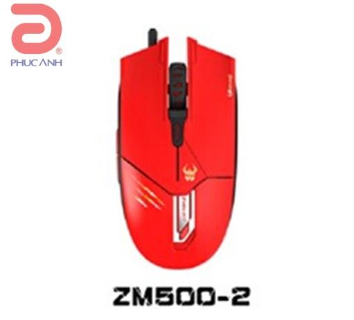 Chuột Zidli ZM500-2 (USB, Có dây)