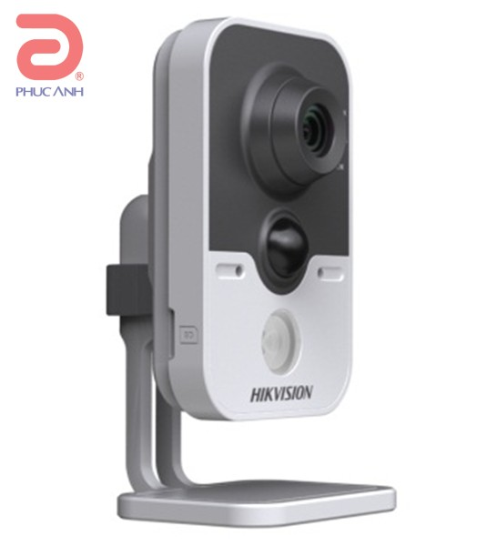 Camera quan sát IP Cube Wifi hồng ngoại Hikvison DS-2CD2410F-IW
