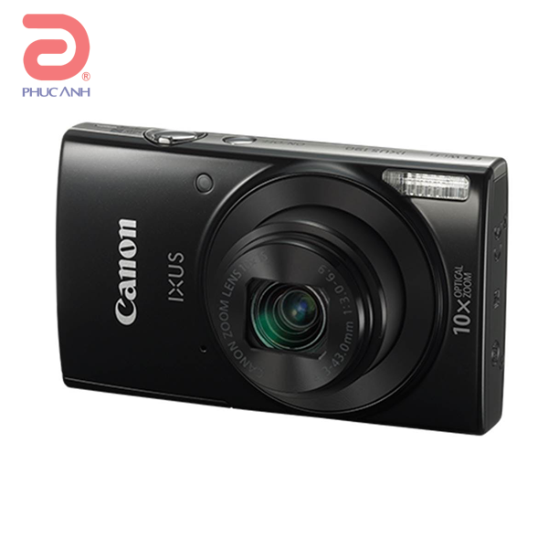 Máy ảnh KTS Canon Ixus 190 - Black