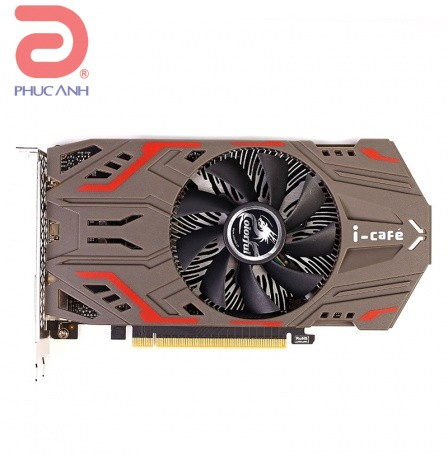 Colorful GTX1050 SI-2G Green (NVIDIA Geforce/ 2Gb/ DDR5/ 128Bit)