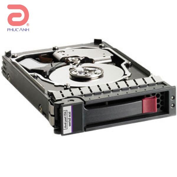 Ổ cứng máy chủ HP 4Tb 7200rpm 6Gbps SAS 3.5Inch (695510-B21)