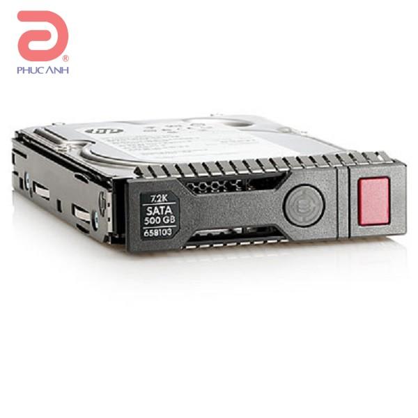 Ổ cứng máy chủ HP 500Gb 7200rpm 6Gbps SATA 3.5Inch (658071-B21)
