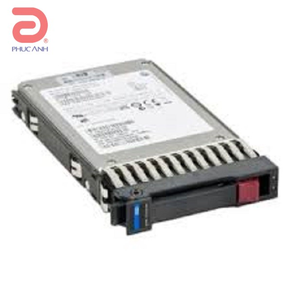 Ổ cứng máy chủ HP 300Gb 10000rpm 12Gbps SAS 2.5Inch (785067-B21) - dùng cho DL360 G9, DL380 G9, ML350 G9