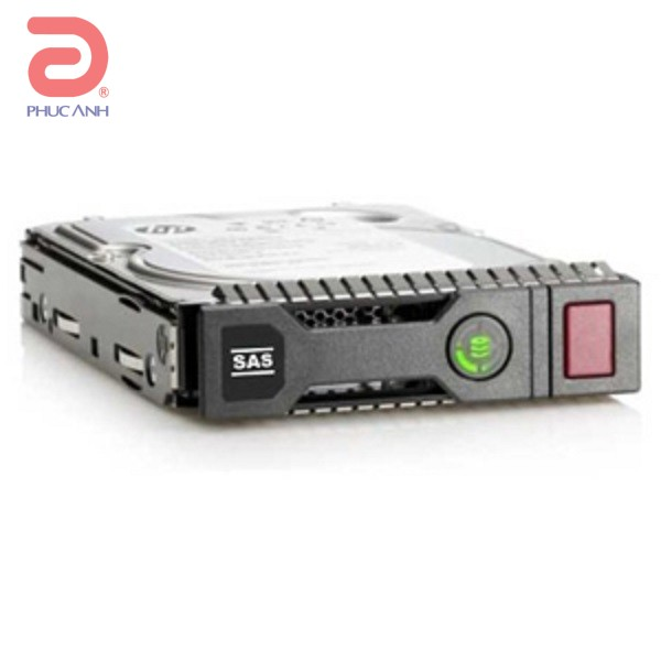 Ổ cứng máy chủ HP 600Gb 15.000rpm 6Gbps SAS 3.5Inch (652620-B21)