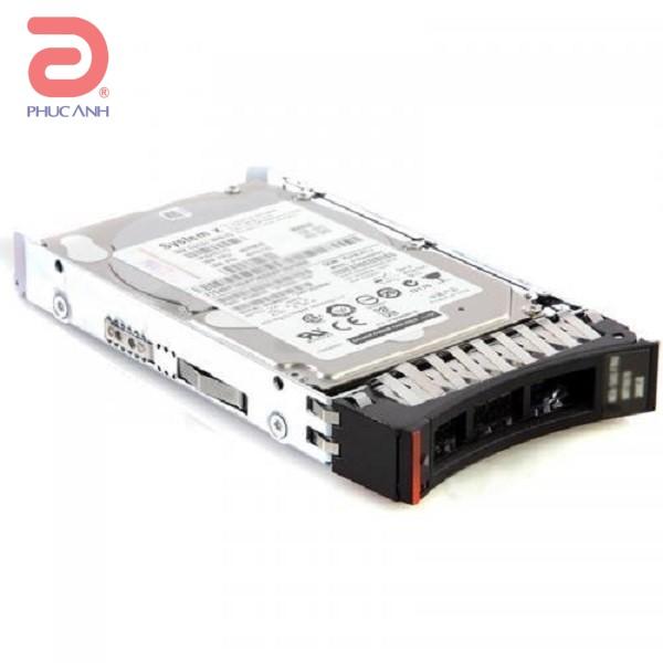 Ổ cứng máy chủ IBM 1Tb 7200rpm 6Gbps SAS 2.5Inch (81Y9690) Hàng nhập khẩu