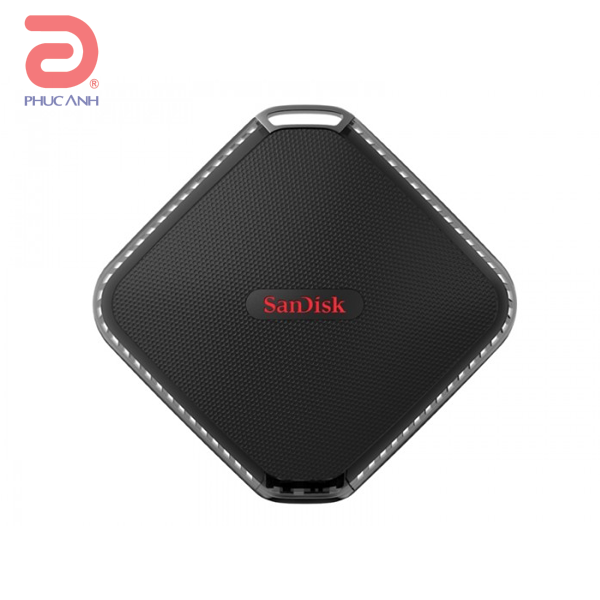 Ổ cứng di động Sandisk Extreme 500 Portable SSD 480Gb USB3.0 Black