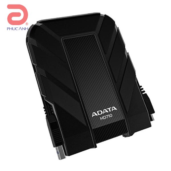 Ổ cứng di động Adata HD710 2Tb USB3.0 Đen