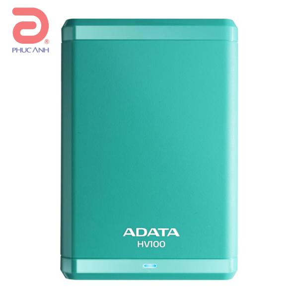 Ổ cứng di động Adata HV100 2Tb USB3.0 Xanh