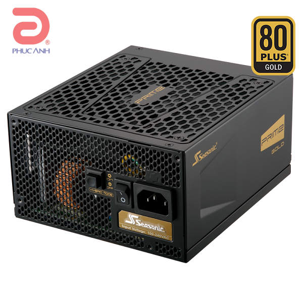 Nguồn Seasonic PRIME 650GD 650W -80 Plus Gold