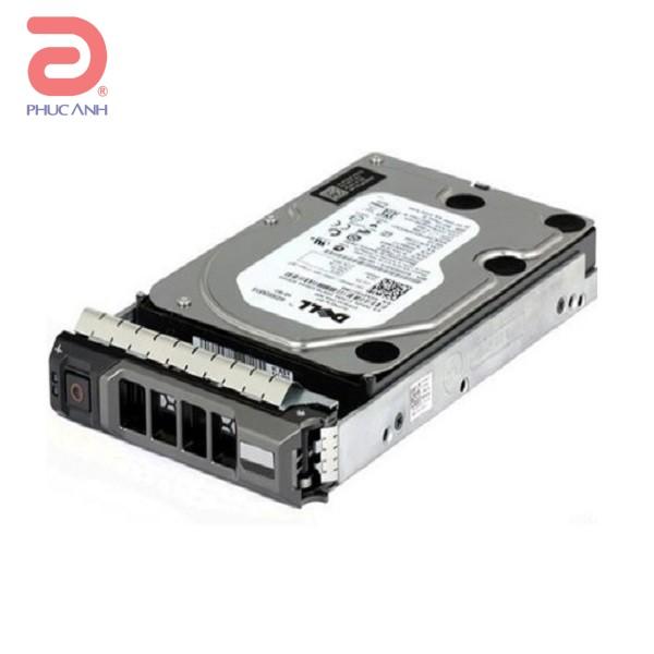 Ổ cứng server Dell 300Gb 15.000rpm 6Gbps SAS 2.5Inch Hot Plug - dùng cho T330/R330//T430/R430/ R530/R630/T630/R730