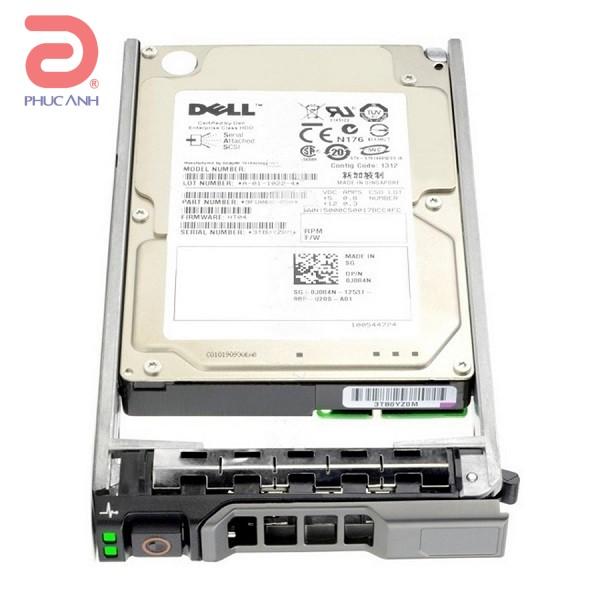 Ổ cứng server Dell 600Gb 10.000rpm 12Gbps SAS 2.5Inch Hot Plug - dùng cho T330/R330//T430/R430/ R530/R630/T630/R730