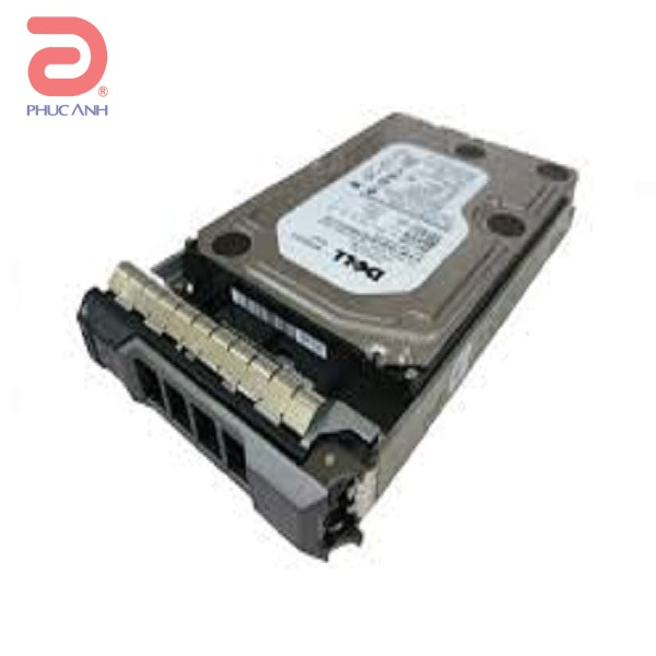 Ổ cứng server Dell 6Tb 7200rpm 6Gbps SATA 3.5Inch Hot Plug 13G - dùng cho T330/R330//T430/R430/ R530/R630/T630/R730
