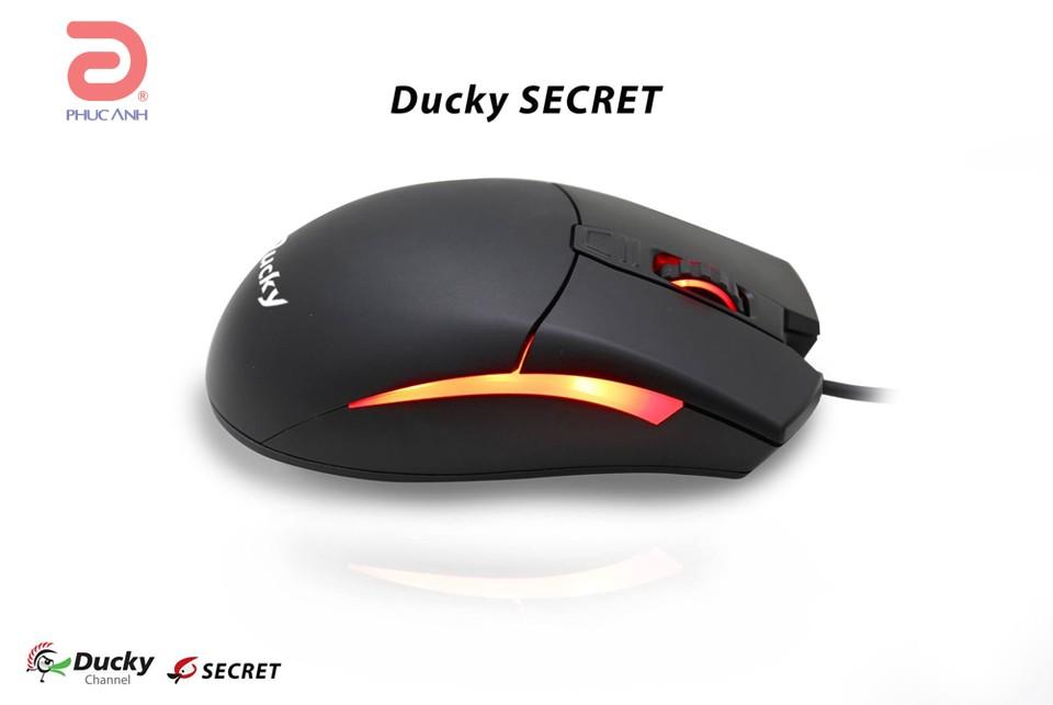 Chuột Ducky Secret Gaming (USB, Có dây)