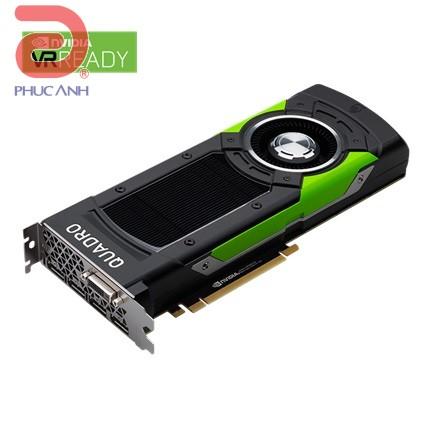 Quadro P6000 (NVIDIA Geforce/ 24Gb/ DDR5X/ 384 Bit)