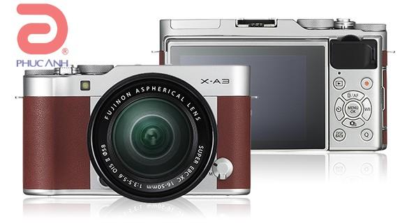 Máy ảnh KTS Fujifilm X-A3 Kit XC16-50mm