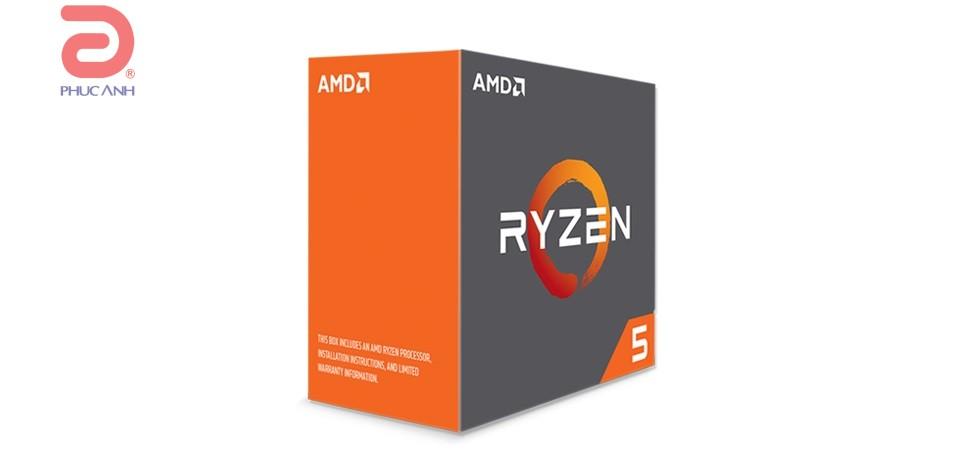 AMD Ryzen 5 1600X (Up to 4.0Ghz/ 19Mb cache) Ryzen